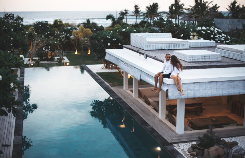 Частная вилла на Бали