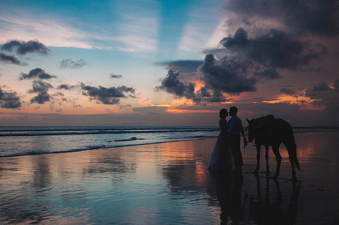 Прогулка на лошади по Бали