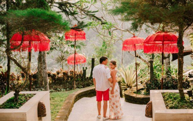 Отзыв о свадьбе на Бали, агентство Balimoon