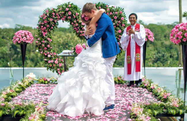 Благословенный союз. Свадьба на Бали