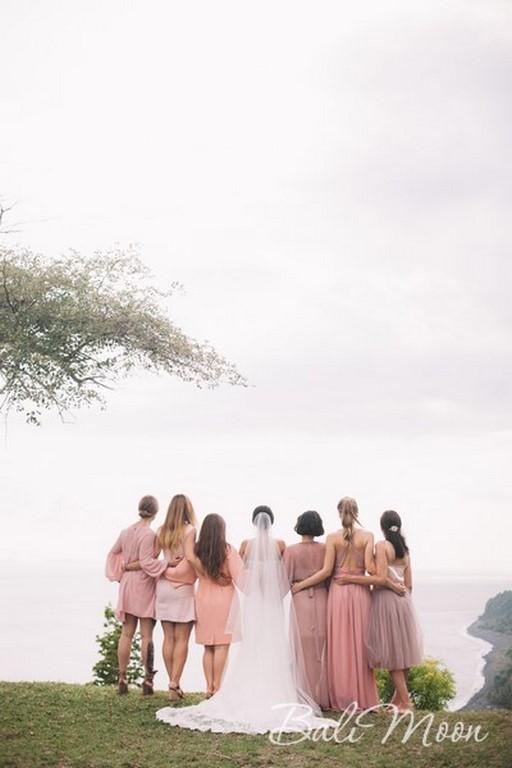 свадьба на обрыве Бали