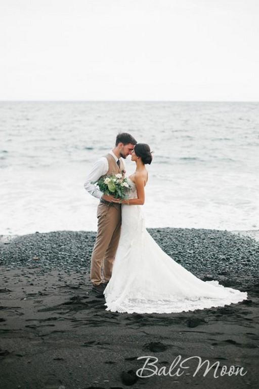 свадьба на пляже Бали