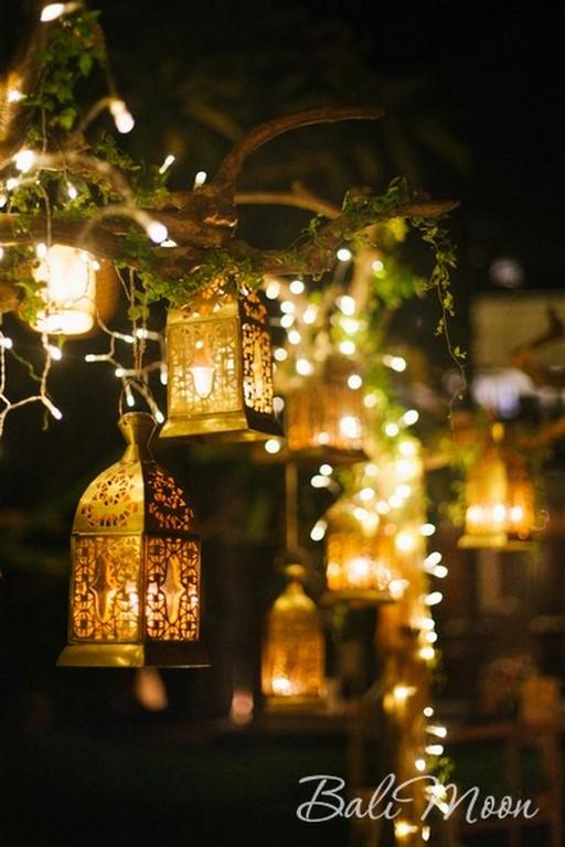 свадьба сгостями на Бали