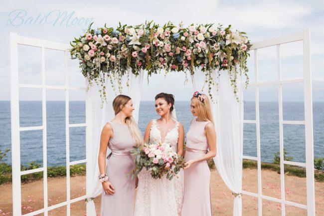свадьба на Бали 2017